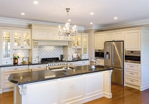 Country Style Kitchen - Custom Kitchen Cabinets Company