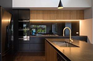 Modern Kitchen - Custom Kitchen Cabinets Company
